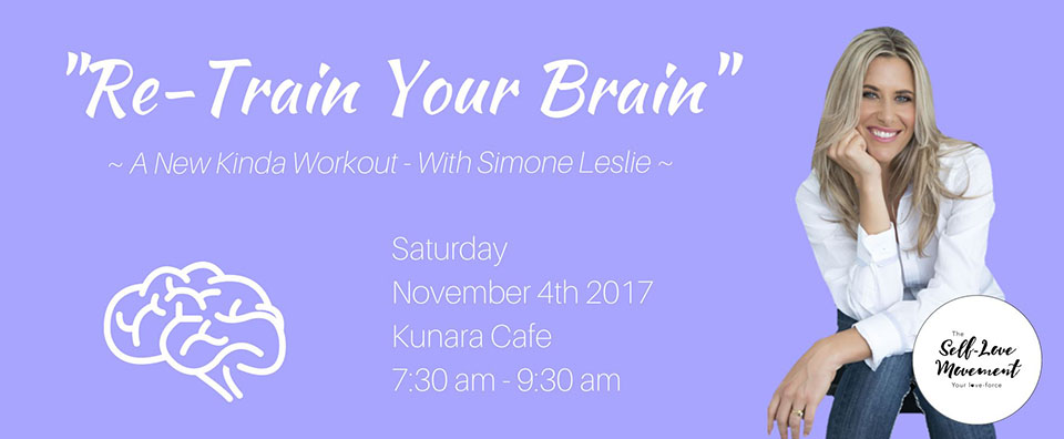 Re-Train Your Brain ~ A New Kinda Workout // Sunshine Coast