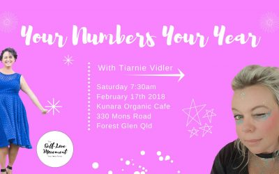 Your Numbers Your Year // Sunshine Coast