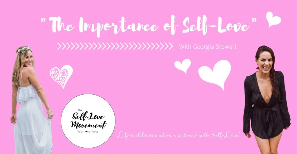 The Importance of Self-Love // Adelaide