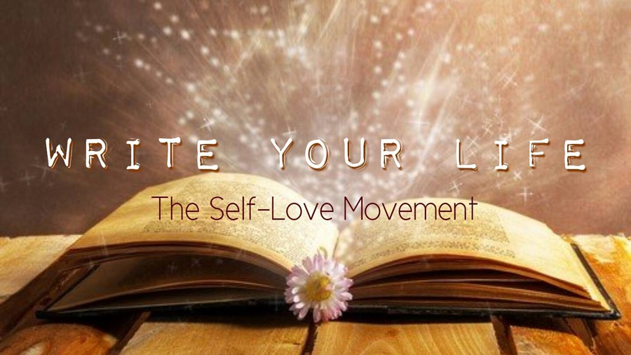 Write Your Life event by The Self-Love Movement