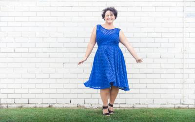 Welcome Pam Siddins, Our Newest Self-Love Ambassador