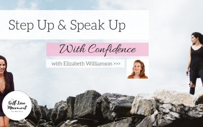 Step Up & Speak Up With Confidence // Adelaide