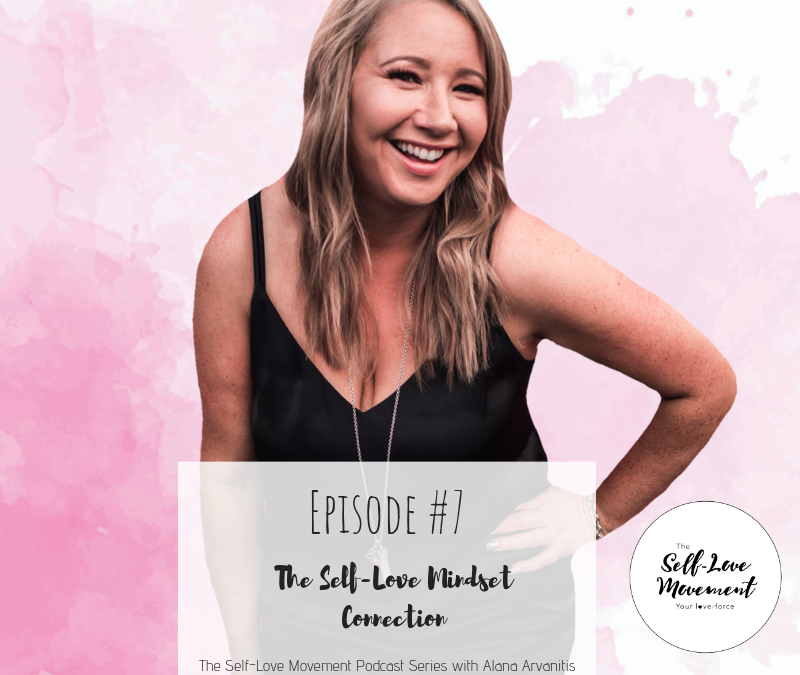 Episode #7 – The Self-Love Mindset Connection with Christine Corcoran